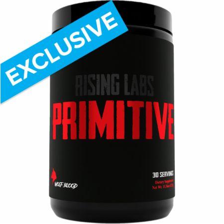 Primitive Pump Stim-Free Pre-Workout
