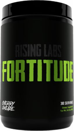 Image of Fortitude Creatine Stimulant-Free Pre Workout Cherry Limeade 30 Servings - Creatine Rising Labs