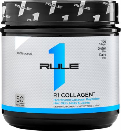 Image of R1 Collagen Unflavored 50 Servings - Joint Support Rule One Proteins