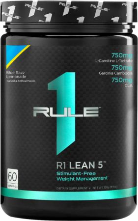 R1 Lean5 Stim Free Fat Burner