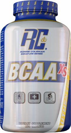 Image of Ronnie Coleman Signature Series BCAA-XS 400 Tablets
