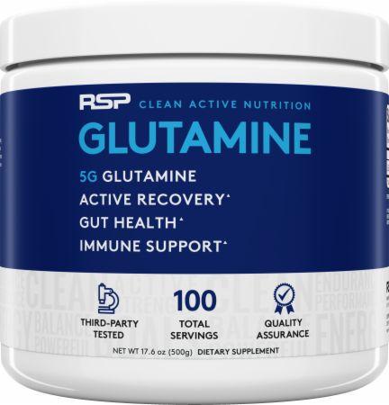 Micronized L-Glutamine