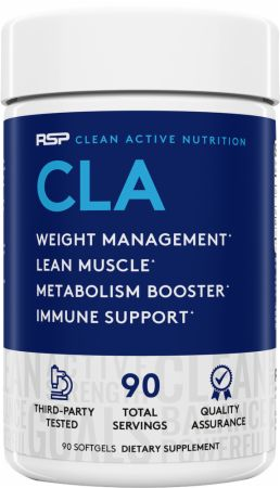 Image of RSP Nutrition CLA 90 Softgels