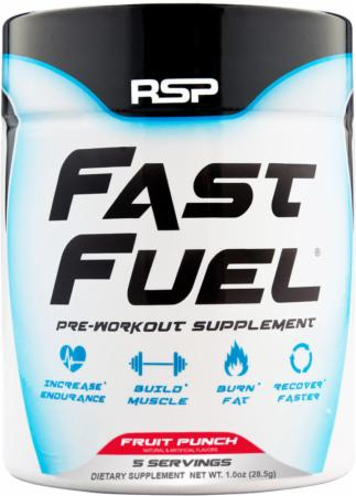 RSP Nutrition Fast Fuel