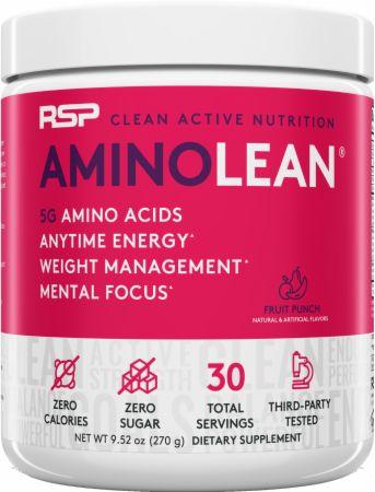 RSP Nutrition AminoLean Energy Formula