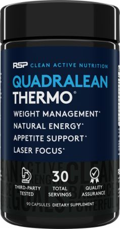 QuadraLean Thermo Fat Burner