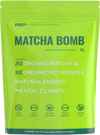 Matcha Bomb