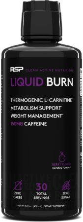 Liquid Burn Thermogenic L-Carnitine