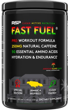 Fast Fuel Pre-Workout