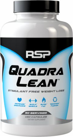 Image of RSP Nutrition QuadraLean 150 Capsules