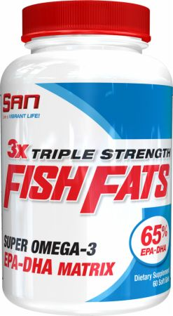 S.A.N. Triple Strength Fish Fats