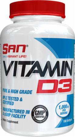 S.A.N. Vitamin D3