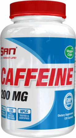Image of S.A.N. Caffeine 120 Capsules