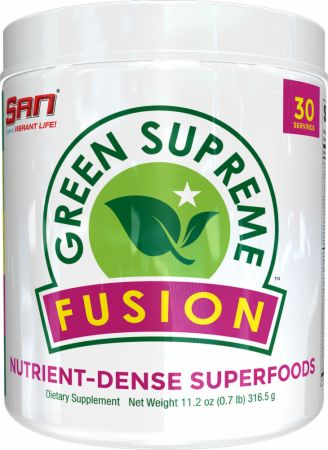 San Green Supreme Fusion, 30 servings