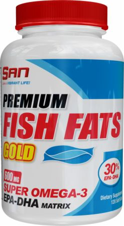 S.A.N. Premium Fish Fats Gold