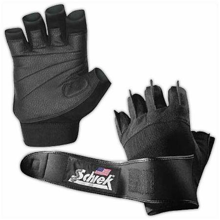 Model 540 Lifting Gloves Black XL - Weight Lifting Gloves Schiek