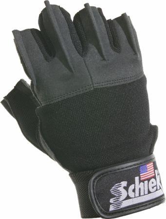 Model 530 Lifting Gloves Black Large - Weight Lifting Gloves Schiek