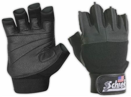 Women's Lifting Gloves Black Small - Weight Lifting Gloves Schiek