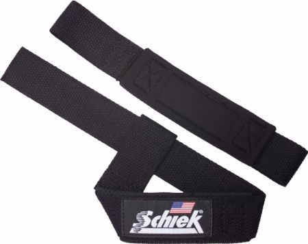 Schiek Basic Padded Lifting Straps
