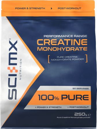 Image of SCI-MX Nutrition Creatine Monohydrate 250 Grams Unflavored