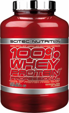 Image of 100% Whey Protein Professional Chocolate 2350 Grams - Protein Powder Scitec Nutrition