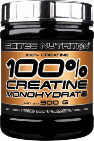Image of 100% Creatine Unflavoured 300 Grams - Creatine Scitec Nutrition