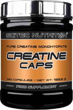 Image of Scitec Nutrition Creatine Caps 250 Capsules