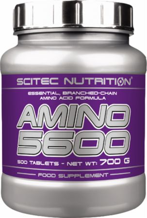 Image of Scitec Nutrition Amino 5600 500 Tablets