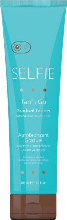 Tan 'n Go Gradual Tanner With 24 Hr Moisturizers