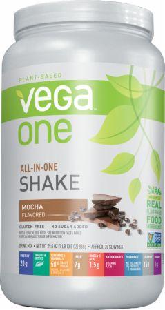 Vega ONE Mocha 29 Oz. - Plant Protein - SEQ4240004