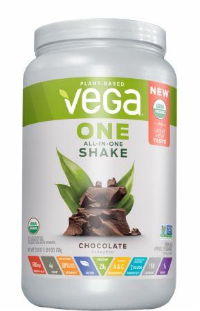 Image of ONE Chocolate 24 Oz. - Organic - Plant Protein Vega