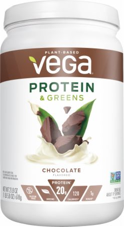 Protein & Greens Plant Protein