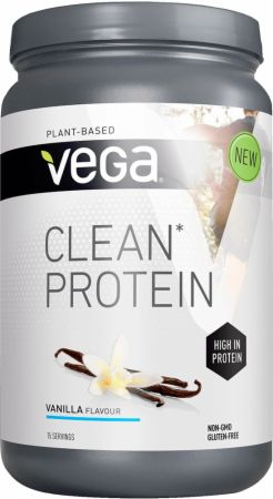 Image of Vega Clean Protein 15 Servings Vanilla