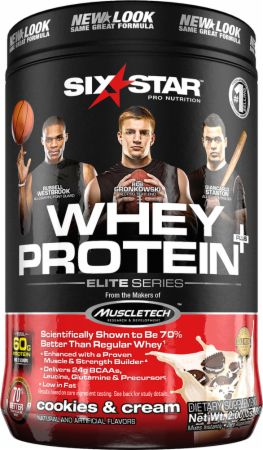 star nutrition triple pro