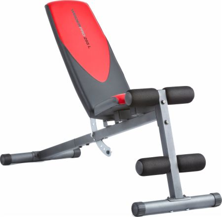 Pro 255 L Adjustable Weight Bench