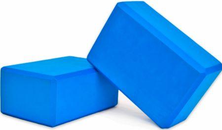 4 Inch Foam Yoga Block Pairs