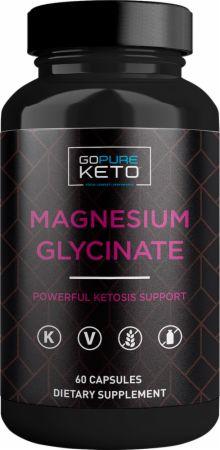 Keto Magnesium Glycinate Capsules