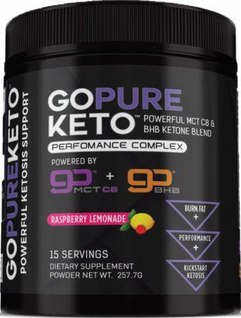 Go Pure Keto Performance Complex