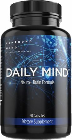 Daily Mind Neuro+ Brain Formula Capsules