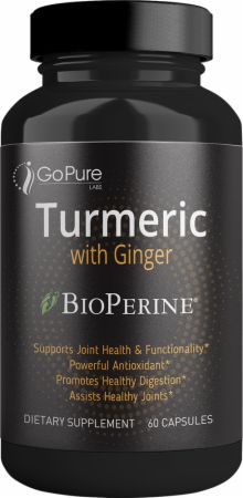 Turmeric with Ginger and BioPerine