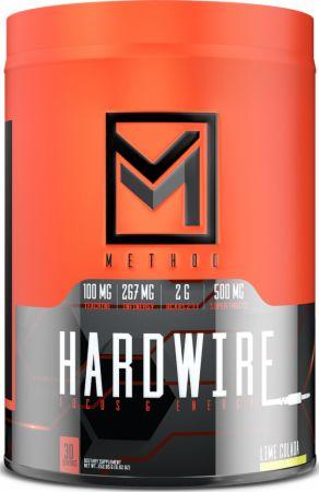 Hardwire Energy & Focus Formula