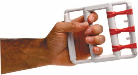 Rubber-Band Hand Exerciser