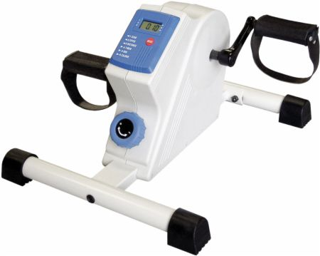 Pedal Exerciser with LCD Monitor