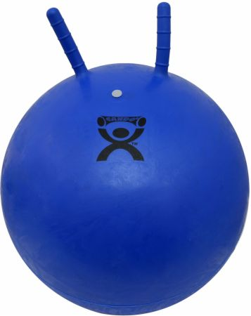 Inflatable Exercise Jump Ball