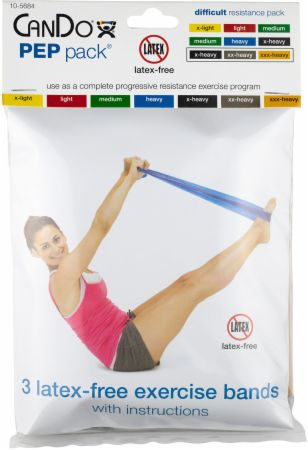 Latex-Free Exercise Band PepPack
