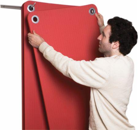 Sup-R Mat Wall Hanger