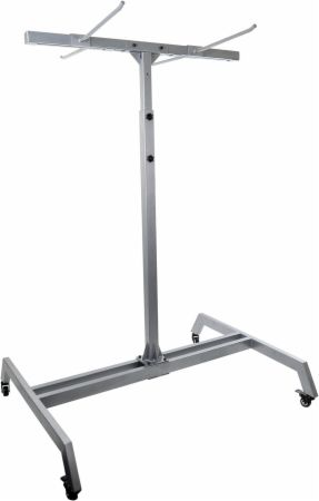 Sup-R Mat Floor Rack with Casters