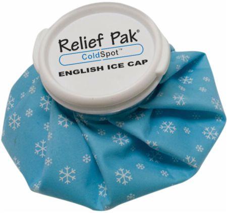 English Ice Cap Reusable Ice Bag