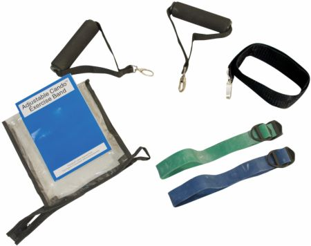 Adjustable Exercise Band Kit