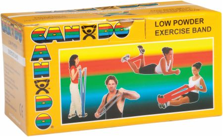 Low Powder Exercise Band